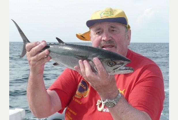 Dogtooth tuna