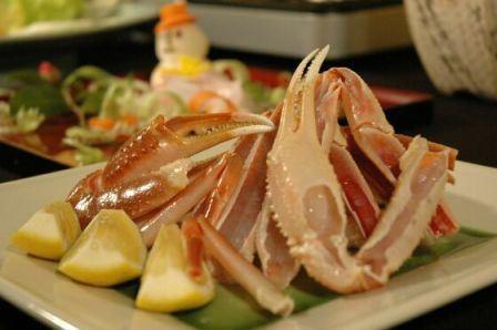 suwagani-sashimi