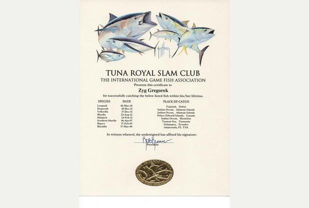Tuna Slam
